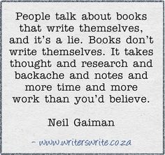 Quotable - Neil Gaiman - Writers Write Creative Blog