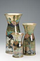 Pottery, Watergaw Ceramics Banff, BANFFSHIRE Multi Lustre Gallery - Fiona Duckett