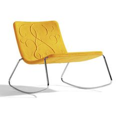 Stefan Borselius and Fredrik Mattson Snooze Rock Chair