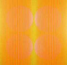 Julian Stanczak  Untitled #10