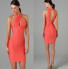 Backless Coral...