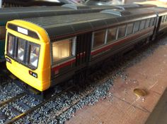 142 069 GM livery  by Hornby  Acquired from friend on Faceb00k 04/10/16