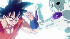 #Goku VS #Freezer - #DBZ: La resureccion de Freezer