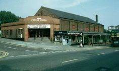 """Located in the Monton district of Eccles, today part of Greater Manchester. The Princes Cinema was opened on July 1928 with Gilda Gray in """"Ca. Old Images, Old Pictures, Manchester, Salford City, Victorian Irons, Bus House, My Heritage, Local History, Family History"""