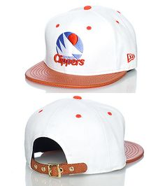 NEW ERA San Diego Clippers NBA strapback cap Adjustable leather strap on back Team logo on front NEW. Strapback Cap, Superfly, How To Look Classy, Snapback Hats, Team Logo, San Diego, Black Men, Sneakers, Ps
