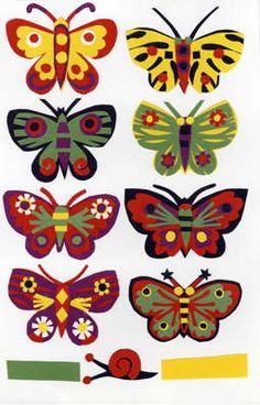 Butterflies by Pat Albeck for Emma Bridgewater