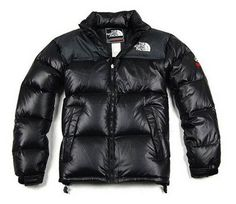 The North Face Men's Down Jacket Black
