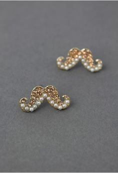 adorable little mustache earrings http://rstyle.me/n/uinbzr9te