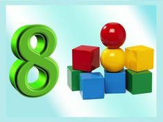 Numbers Preschool, Math Numbers, Homeschool, Teaching, Daycare Ideas, Type 1, Photos, Pictures, Club