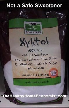 While it is true that xylitol is a naturally occurring substance, manufactured xylitol is another matter entirely.   Commercially available xylitol is produced by the industrialized process of sugar hydrogenation.   In order to hydrogenate anything, a catalyst is needed, and in the case of xylitol, Raney nickel is used which is a powdered nickel-aluminum alloy.