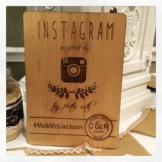 Sharing some #instagramlove at this #rusticwedding #Mr&MrsJackson