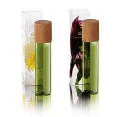DayNa Decker Botanika Essence Moisturizer - animal friendly and environmentally kind. In four fragrances.