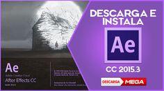 Descargar e Instalar Adobe After Effects cc 2015 full y gratis MEGA