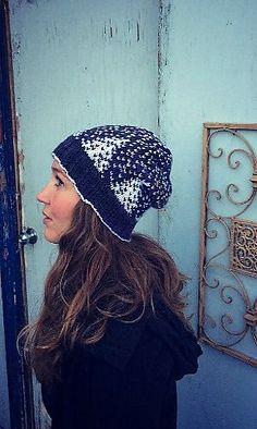 """Snowfall"" Hat < Free pattern / rav"