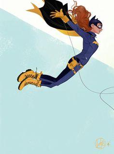 Batgirl by Cory Loftis