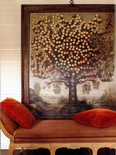 Family Tree, Veranda Magazine, Brigitte Garnier, Miguel Flores-Vianna