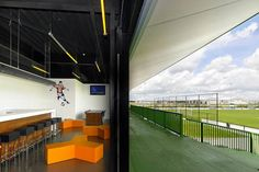 Sports Pavillion by MoederscheimMoonen Architects