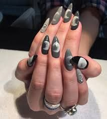 Image Result For Phases Of The Moon Nail Art