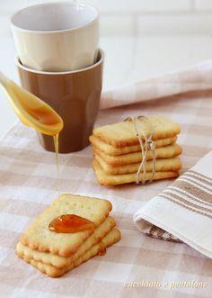 I biscotti buonissimi | Cucchiaio e Pentolone