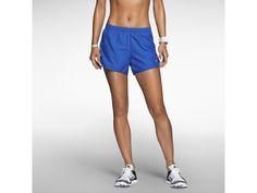 Spring Marathon Shorts: Nike Modern Tempo Embossed Women's Running Shorts