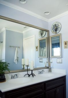 mirror makeovers by customers on pinterest glass mirrors mirror