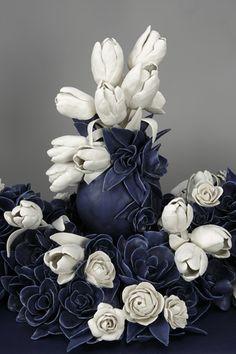 Porcelain Flowers Giselle Hicks