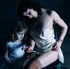 Gottfried Helnwein, The Golden Age, 2003