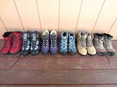 Best Hiking Boots for Women. This is the most helpful article I've found!