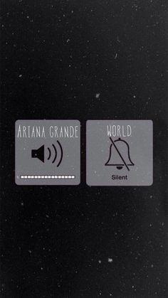 ✅ Wallpaper Lockscreen Play Ariana Grande