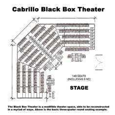 black box theater - Google Хайлт