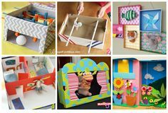 Mamma Aiuta Mamma: Come fare giochi per bambini con le scatole delle scarpe