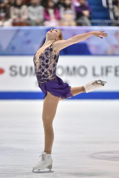 Gracie Gold  ISU Grand Prix of Figure Skating 2014/2015 NHK Trophy