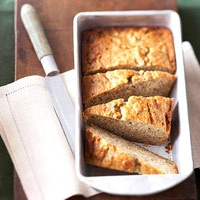 Pear and White Cheddar Quick Bread (via better homes & gardens)