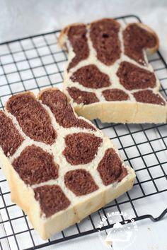 Nasi Lemak Lover: Giraffe Patches Bread Loaf 长颈鹿花紋土司