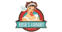Currently browsing Rosie's Laundry Company for your design inspiration Laundry Company, Laundry Logo, Circular Logo, Grunge Photography, Fashion Logo Design, Fashion Photography Inspiration, Logo Vintage, Sports Logo, Creative Logo