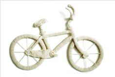 yoelknits: June 2008 - knitted bike :)