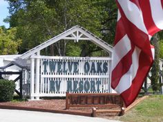 12 Oaks RV Resort Nearby Beaches