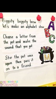 Letter Sounds Activity!