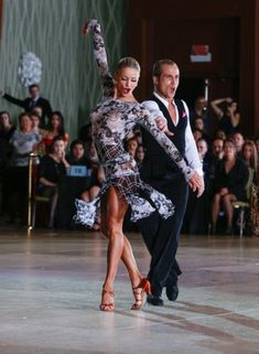 Riccardo Cocchi and Yulia Zagoruychenko- I love they