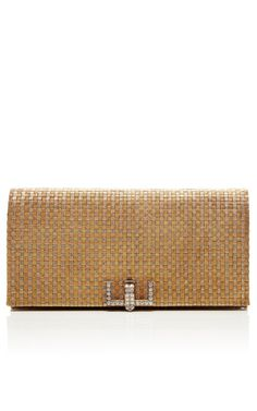 tiffany & co. 1960s rose gold, yellow gold and diamonds clutch by camilla dietz bergeron, ltd.