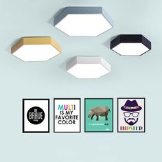 These lamps for dining buffet are a large extension to your office Flush Ceiling Lights, Flush Mount Lighting, Ceiling Lamp, Cheap Led Lights, Led Light Fixtures, Lumiere Led, Modern Ceiling, Nordic Style, Porch Decorating