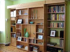 Flickr Finds: Space-saving Murphy Bed — Washington DC