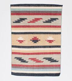 Ethnic Inspired Design rug