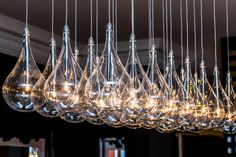 Dôme vous souhaite un weekend Dôme wishes you a by designed by Interior Design Studio, Wish, Chandelier, Drop, Ceiling Lights, Bright, Lighting, Showroom, Instagram Posts