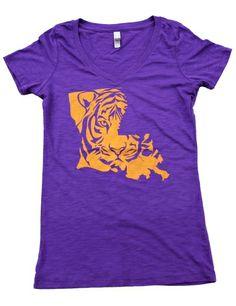 872980995 Tiger State. storyvilleapparel.com - - - -LSU TIGERS - LSU TIGERS colors