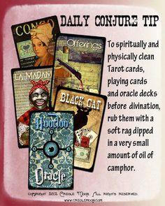 Hoodoo Magick Rootwork: Daily #Conjure Tip.