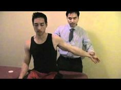 Orthopedic exam: Thoracic Outlet Syndrome
