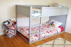 Holy Moly Have I Get A LOT Of Requests About The Details Bunk Beds
