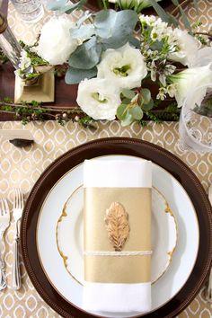 Thanksgiving Tabletop | Sacramento Street
