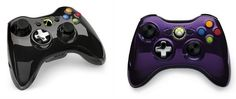 New Xbox 360 Special Edition Chrome Series Controllers Announced | GIZCRUNCH